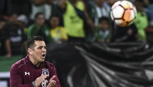 240518 Colo Colo Atlético Nacional Héctor Tapia