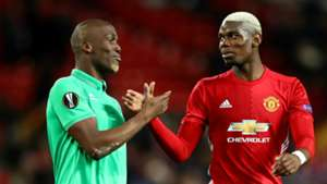 HD Paul and Florentin Pogba
