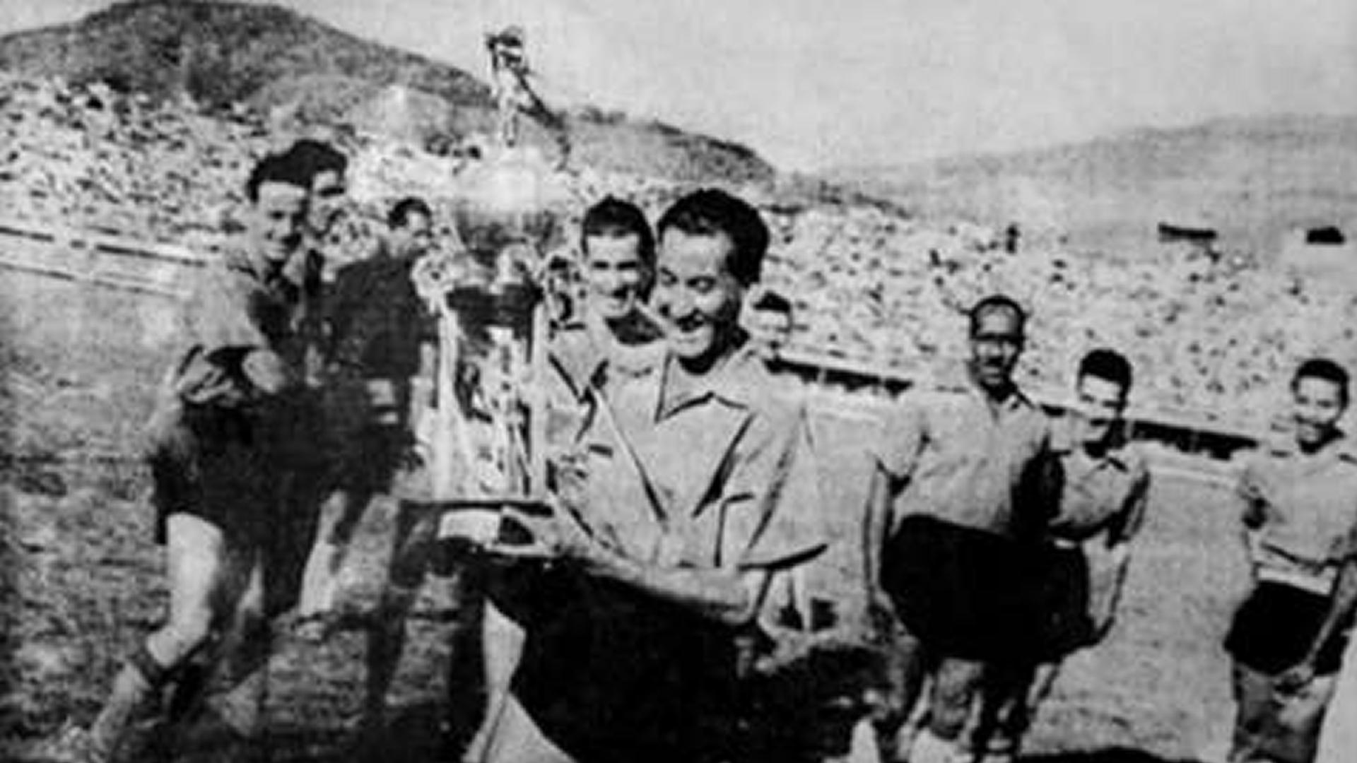 Humberto Turron Alvarez Atlético Nacional 1954