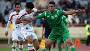 Mehdi Torabi - Iran & Atayew Ahmet Turkmenistan