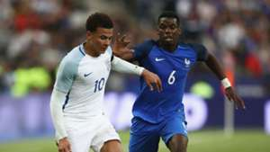 Dele Alli Paul Pogba England France