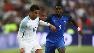 Dele Alli Paul Pogba England France