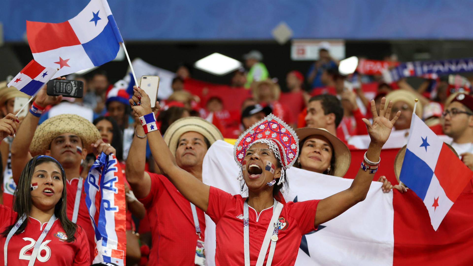 Panamá fans