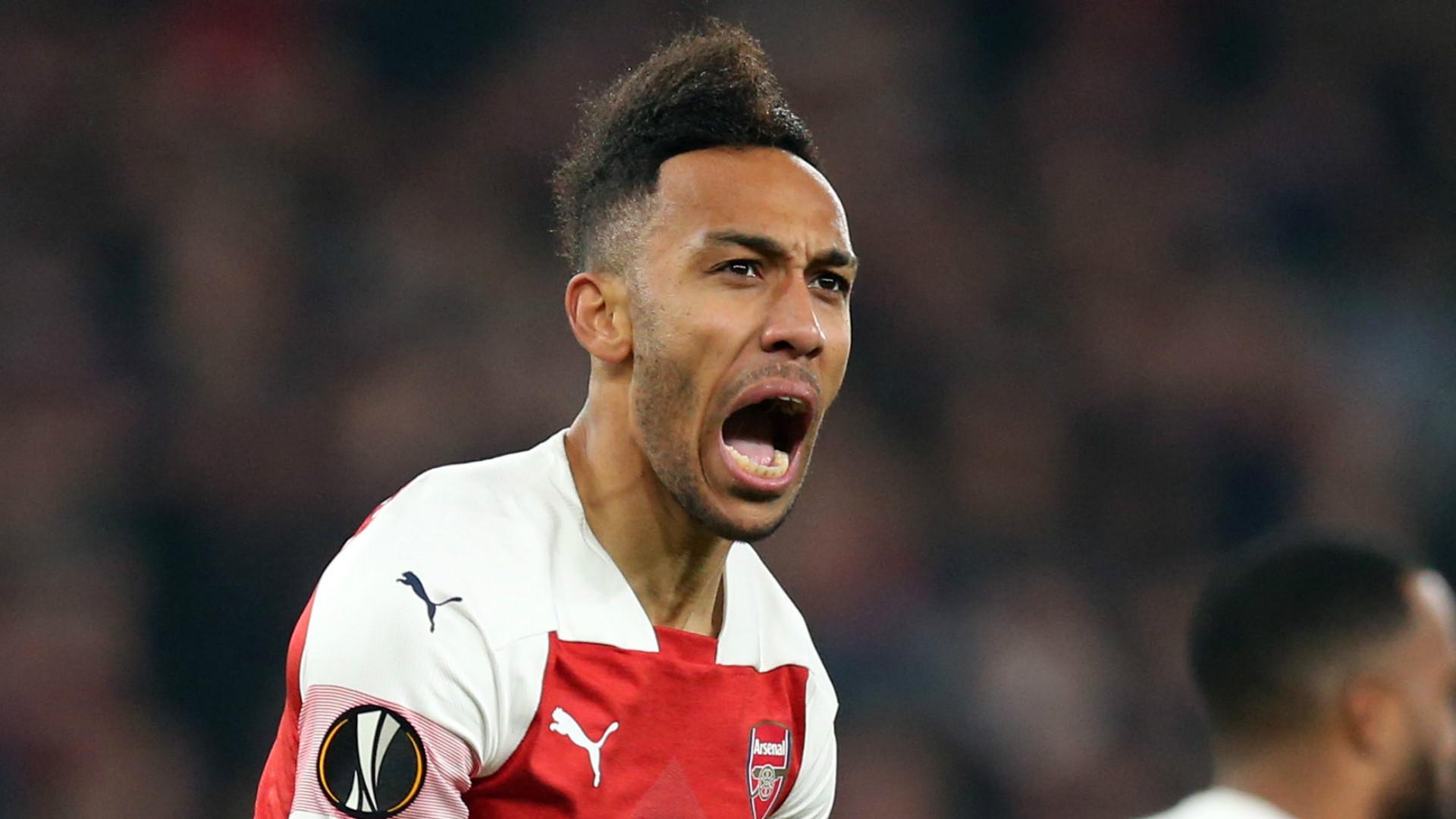 Arsenal star Pierre-Emerick Aubameyang up for Uefa Europa League award