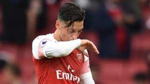 Mesut Ozil Arsenal 2018-19