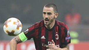 Leonardo Bonucci AC Milan