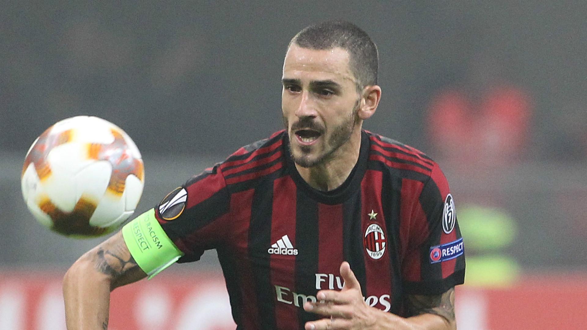 Juventus Bonucci exit not because of Allegri Marotta