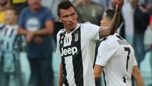 Mandzukic Juventus Napoli Serie A