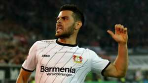 Kevin Volland Bayer Leverkusen 2018-19