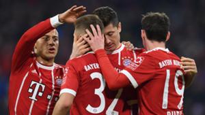 Bayern Munich 2018-19 Bundesliga