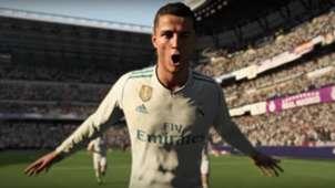 Cristiano Ronaldo FIFA 18