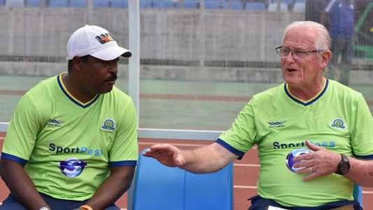 Hans van der Pluijm - Singida United