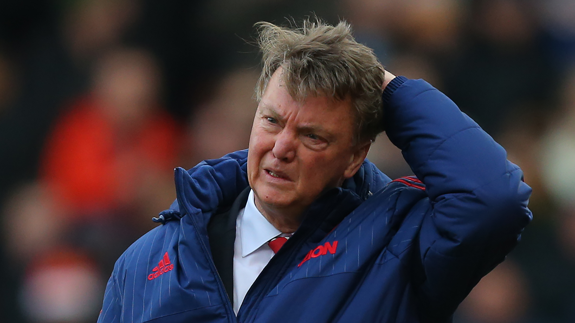 Louis van Gaal Manchester United Premier League