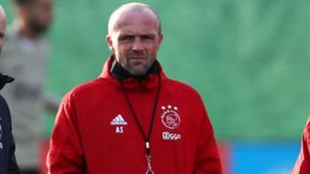 Alfred Schreuder Ajax Amsterdam