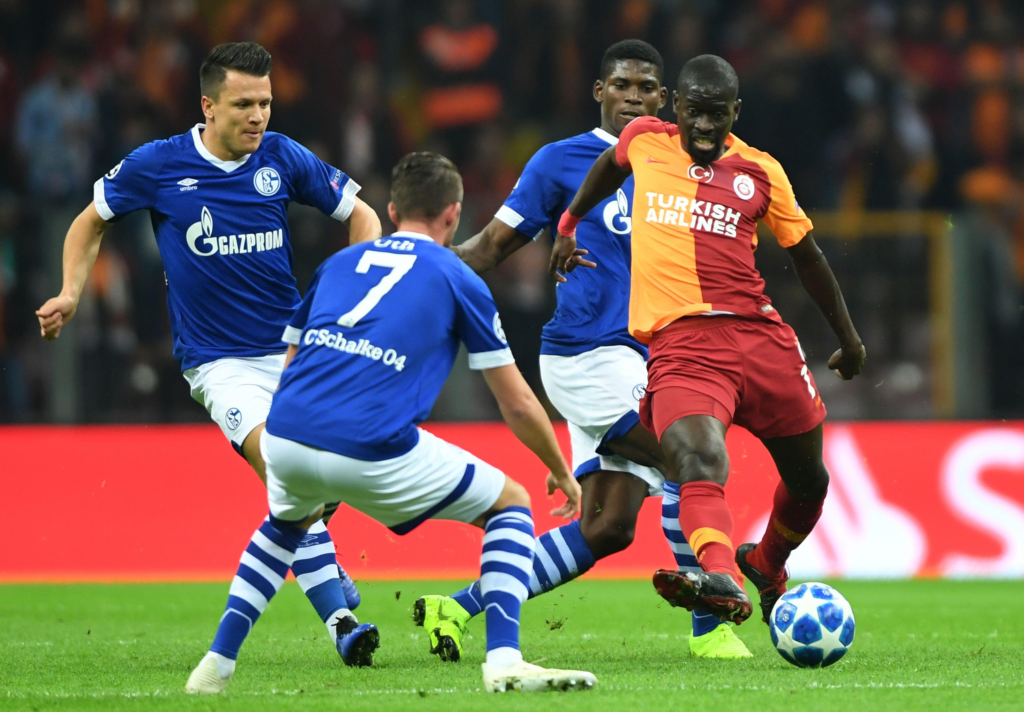 Galatasaray Schalke Live