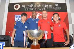 FA Cup final, Kitchee vs South China.