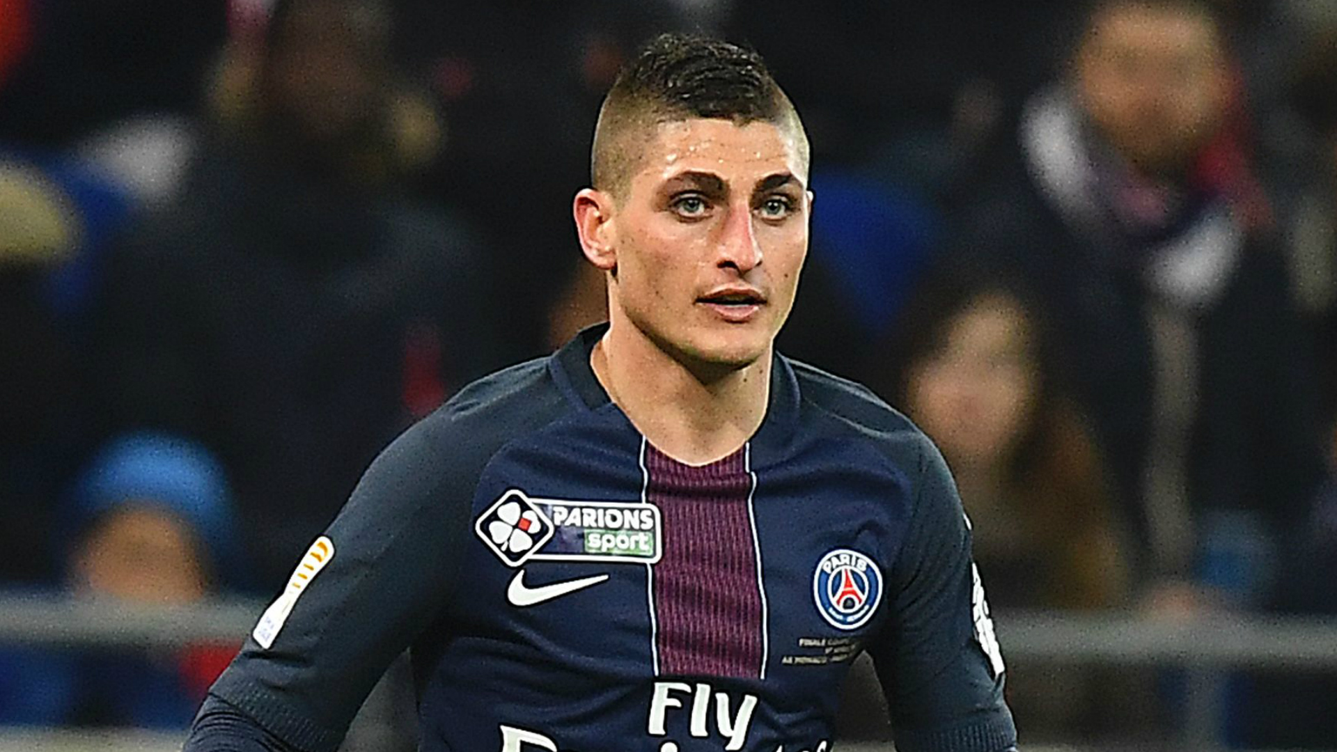 Marco Verratti Paris Saint-Germain