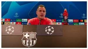 Ter Stegen Barcelona Champions League