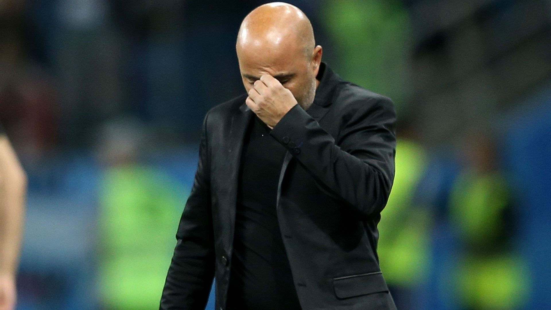 Nigeria the 1st of 5 finals for Argentina, insists Sampaoli