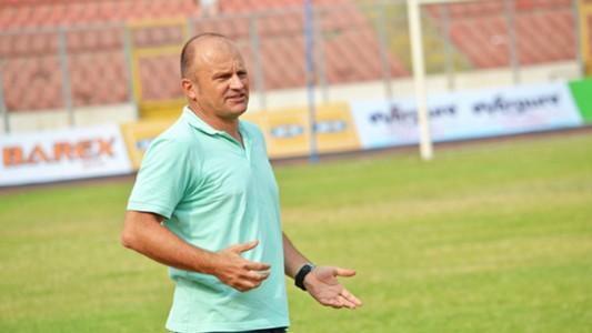 Kotoko coach Dzravko Logarusic