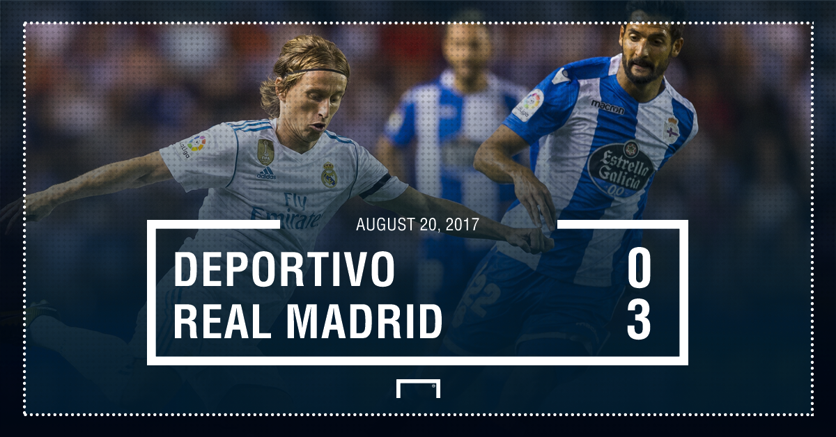 Depor Madrid graphic