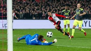 Steven Berghuis, Feyenoord, KNVB Beker 01312018