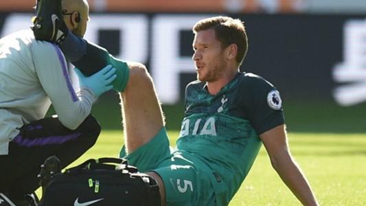 Jan Vertonghen Tottenham
