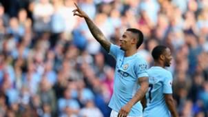 Manchester City Gabriel Jesus 14102017
