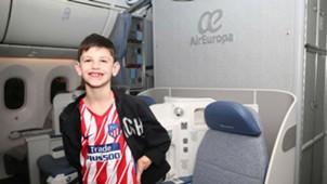 Manu Oppenheimer Atlético de Madrid
