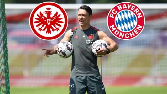 Eintracht Frankfurt Bayern München Supercup LIVE-STREAM TV