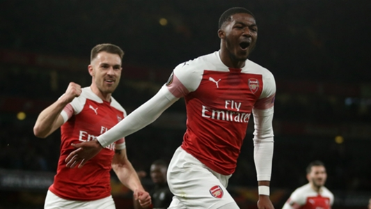 UEFA Europa League final: The key men - Ainsley Maitland-Niles