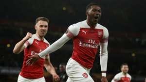 Ainsley Maitland-Niles Arsenal 2018-19