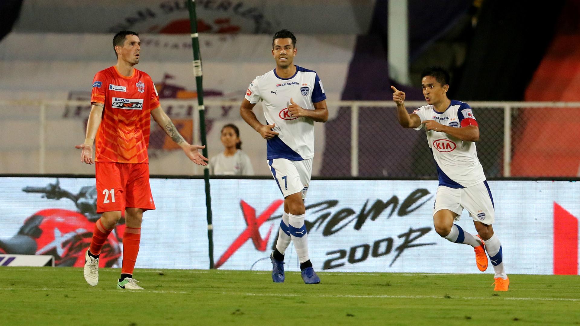 FC Pune City vs Bengaluru FC ISL 2018-19