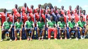 Harambee Starlets Team Photo.