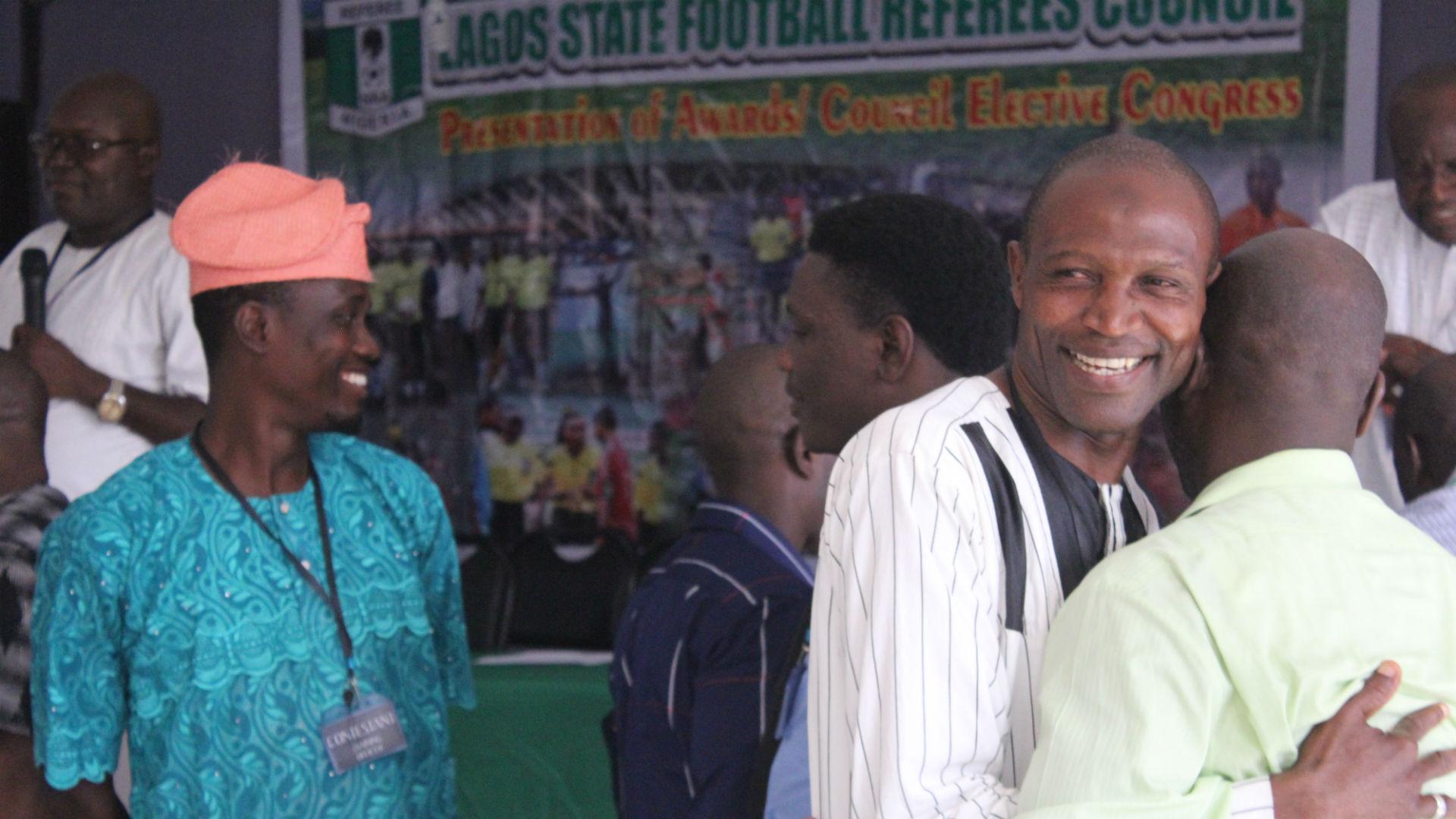 Lagos Referee