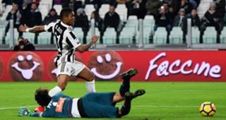 Douglas Costa Juventus Genoa Serie A