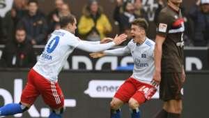 St. Pauli Hamburger SV HSV 0319