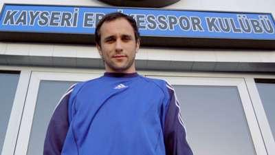 Cenk Isler Kayseri Erciyesspor 2006