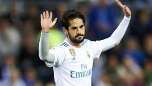 Isco Alarcon Malaga Real Madrid LaLiga 15042018