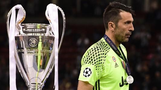 Gigi Buffon Juventus Real Madrid