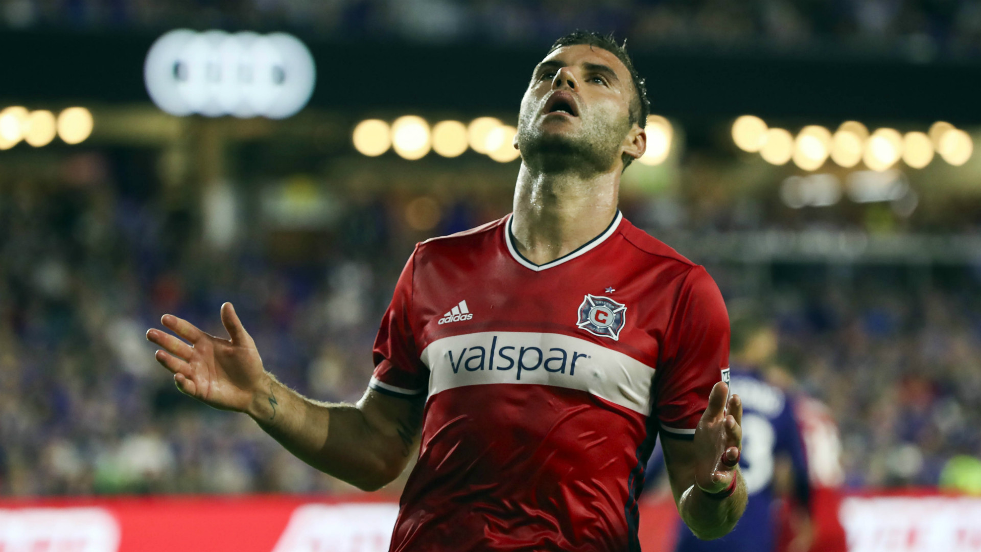 Nemanja Nikolic named Goal's MLS Newcomer of the Year