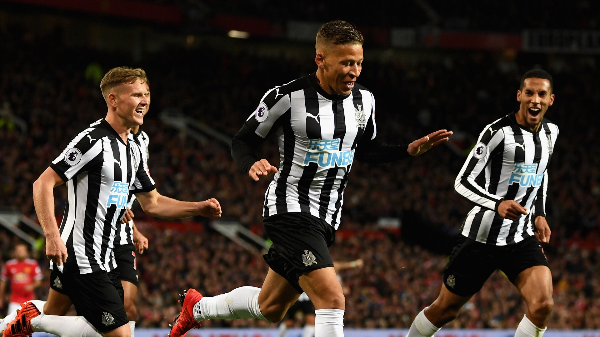 Dwight Gayle, Newcastle