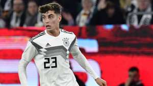 Kai Havertz Deutschland Serbien