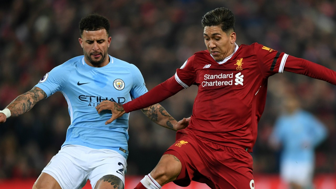 Liverpool And Manchester City To Meet In United States This Pre