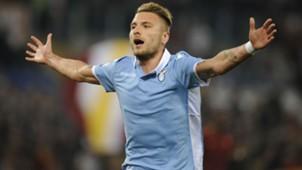 Ciro Immobile Roma Lazio Coppa Italia