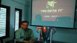 Sihar Sitorus-Presiden Klub Pro Duta FC