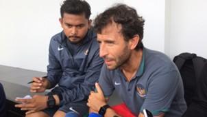 Luis Milla Aspas - Pelatih Timnas U-23