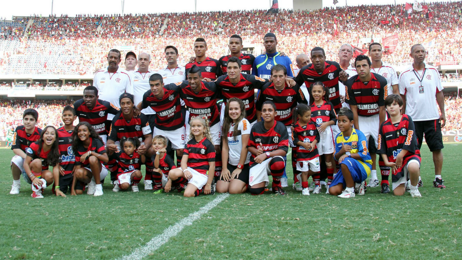 Flamengo x Boavista 2011