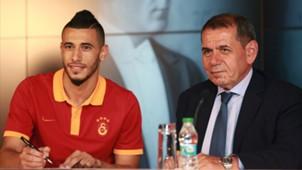 Younes Belhanda Dursun Ozbek Galatasaray