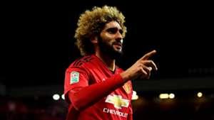 Marouane Fellaini Manchester United 2018-19